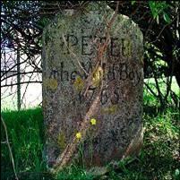 Grave in Christchurch, Herts