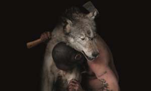 Douglas-Gordon-with-wolf-009